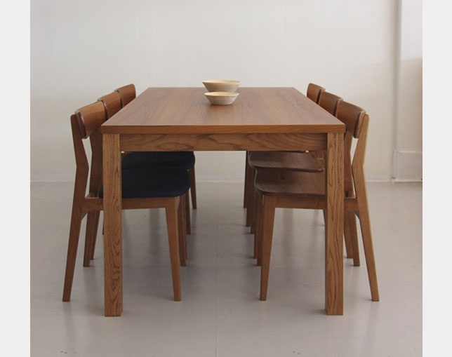 SAC WORKS DINING TABLE RF-038のメイン写真