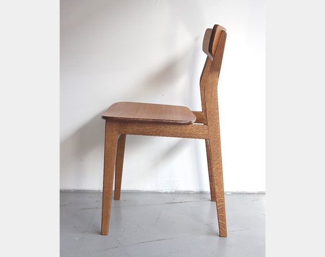 SAC WORKS DINING CHAIR RC-004Wの写真