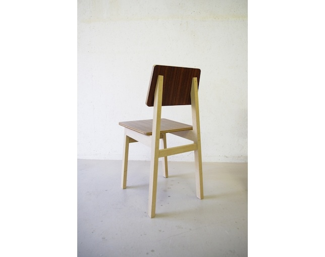 FLANGE plywood CHAIRの写真