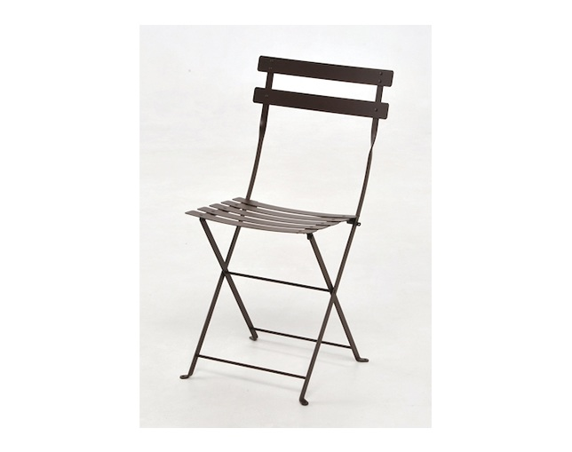 フェルモブ(Fermob) Metal folding chairの写真