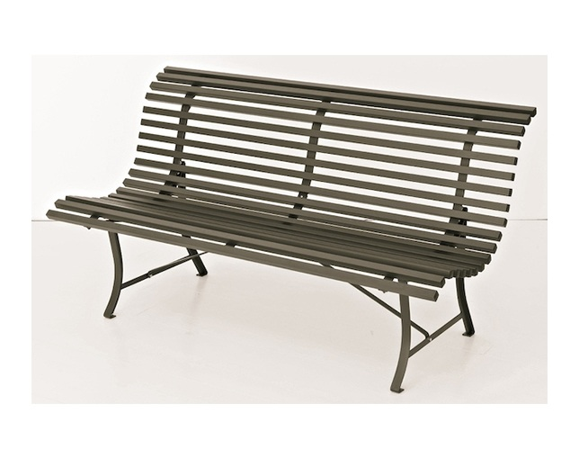 FERMOB Louisiane Bench150の写真