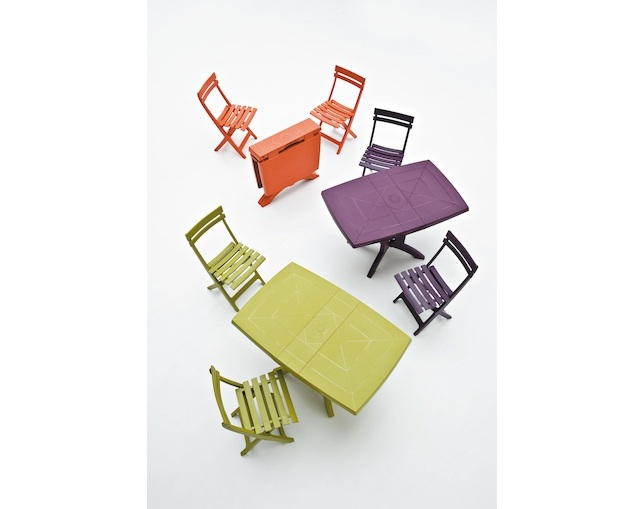 Grosfillex Miami Folding Chairのメイン写真