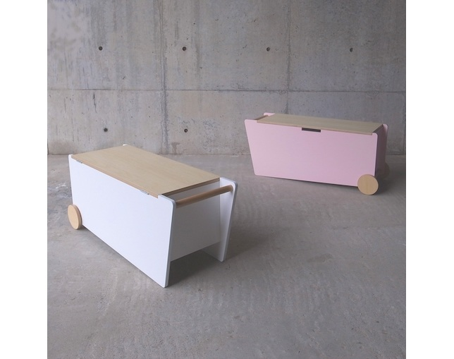 abode* BENCH BOXの写真