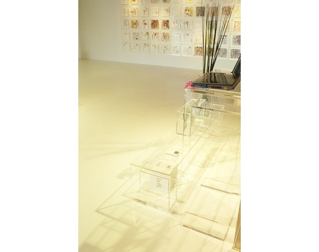 abode* SHOJI OCCASIONAL TABLE(large)のメイン写真