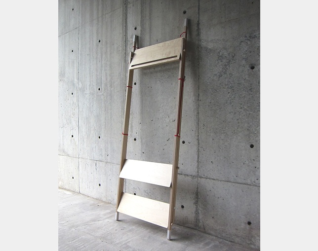 abode* LADDER RACK - Tallのメイン写真