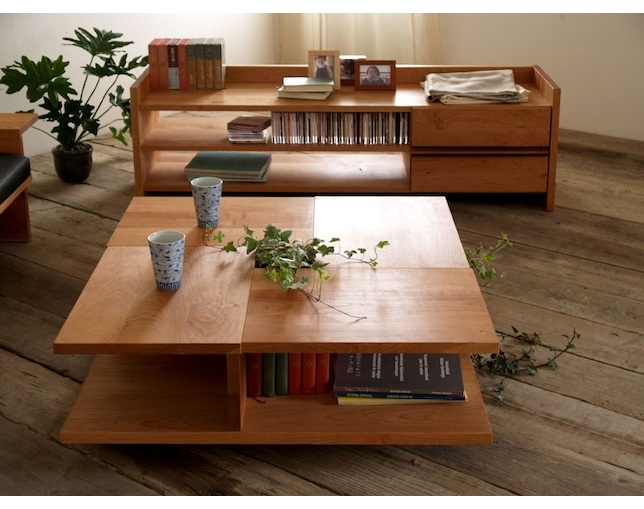 SUNKOH COMPOS Living Table 92の写真