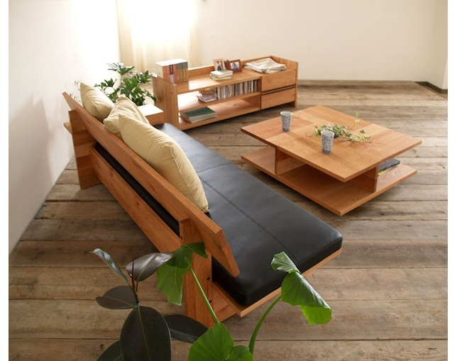 SUNKOH COMPOS Living Table 92のメイン写真