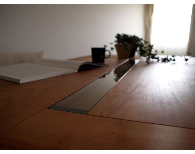 SUNKOH COMPOS Dining Table 155のメイン写真