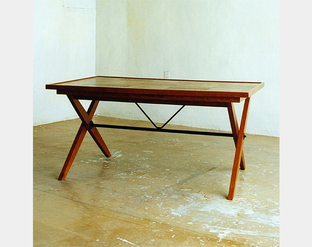 PACIFIC FURNITURE SERVICE OPERATION B TABLE S / Lのメイン写真