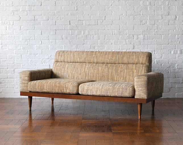PACIFIC FURNITURE SERVICE STANDARD C SOFA 2Pの写真