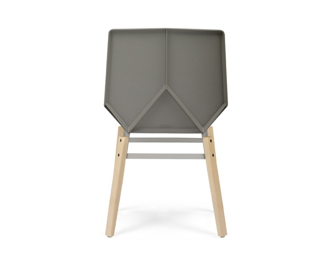 MOBLES114 Chair (Wooden / Metal structure)の写真