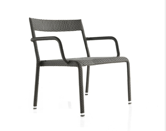 EXPORMIM Low armchair 'Easy Chairs' synthetic fiberの写真