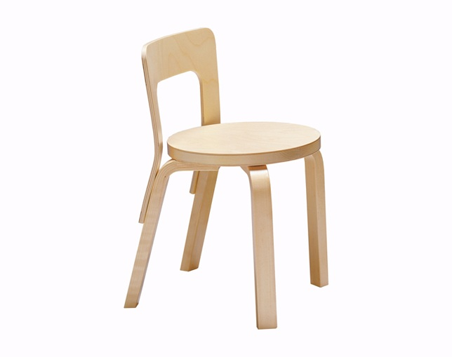 Artek CHILDREN'S CHAIR N65の写真
