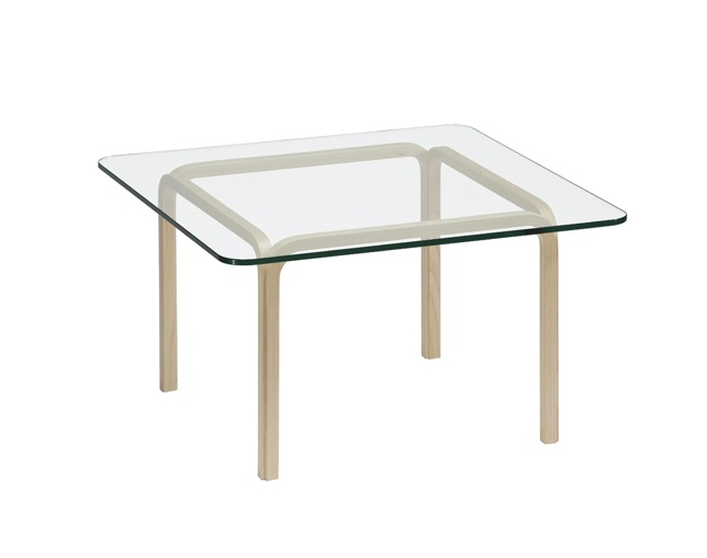 Artek GLASS TABLE Y805 A・B・Cの写真