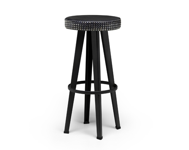 DIESEL LIVING Bar Stud Stool-Highのメイン写真