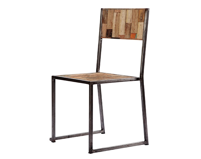 d-Bodhi FERUM INDUSTRIAL DINING CHAIRの写真