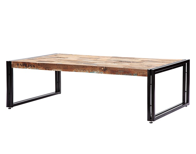 d-Bodhi FERUM INDUSTRIAL COFFEE TABLE S / Lのメイン写真