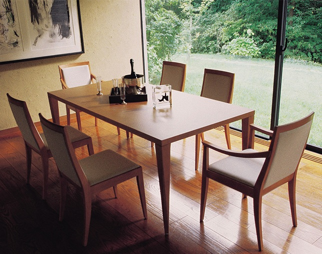 AIDEC MODERN Table ANISE-135 / 160 / 180のメイン写真