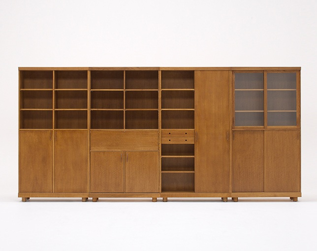 Narrative Storage Cabinet(open)の写真