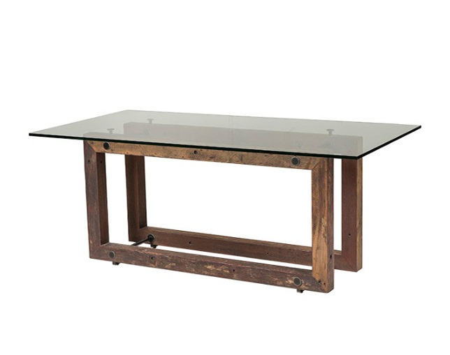 bina TEDDY DINING TABLE71のメイン写真