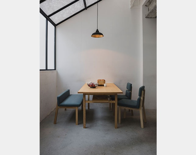 SIEVE(シーヴ) hang dining chairの写真