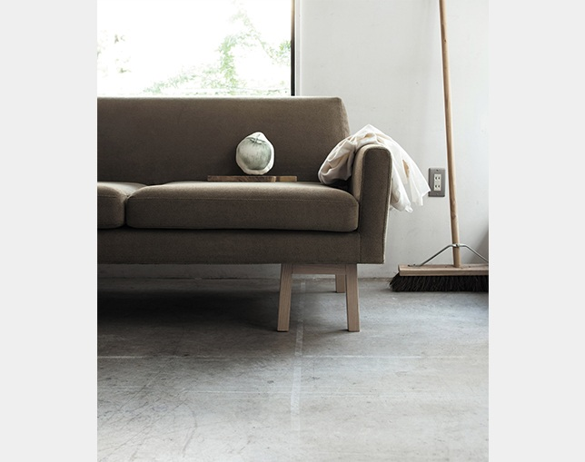 SIEVE(シーヴ) float sofa wide 2 seaterの写真