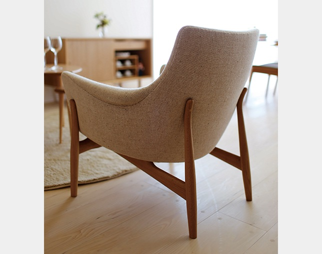 Kitani Easy Chair JUN-01の写真