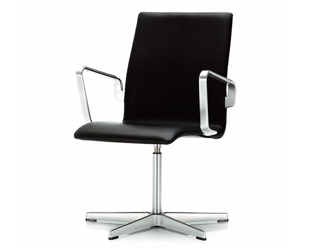 Fritz Hansen OXFORD ARMCHAIR(low back、FULLY UPHOLSTERED)の写真