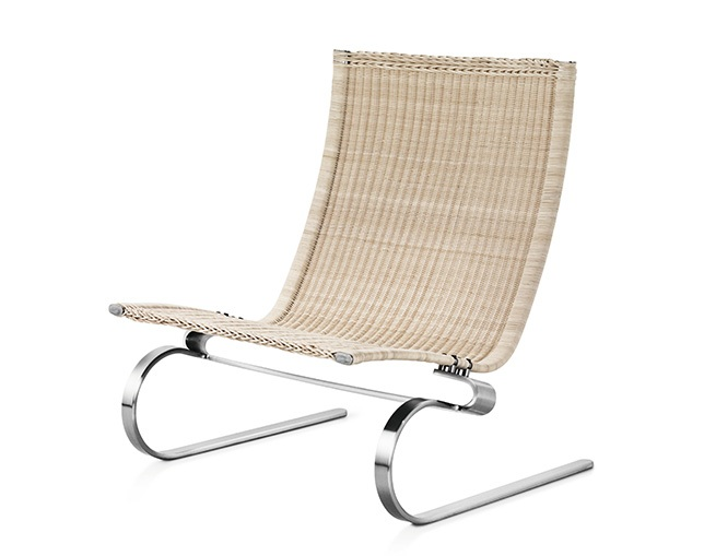 Fritz Hansen PK20(Wicker)のメイン写真