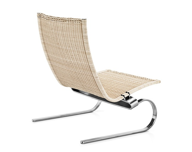 Fritz Hansen PK20(Wicker)の写真