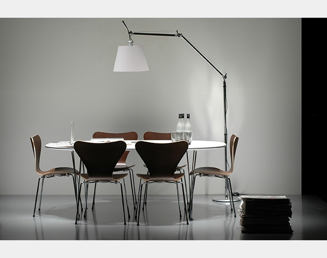 Fritz Hansen TABLE SERIES EXTENSION TABLEのメイン写真
