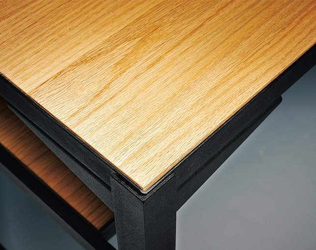 INDUSTRIAL DESIGN CHESTER counter tableのメイン写真