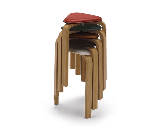TAKE Create Hagi Hagi Bamboo Stool mediumのメイン写真
