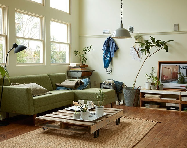 niko and ... FURNITURE & SUPPLY 192CUSTOMIZE SOFA BENCH L / Rの写真