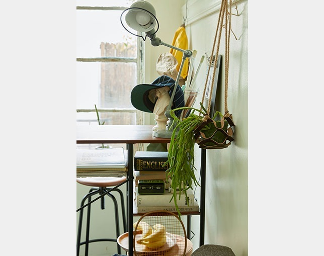 niko and ... FURNITURE & SUPPLY(ニコアンド ファニチャーアンドサプライ) LIVING TERRITORY TABLEの写真