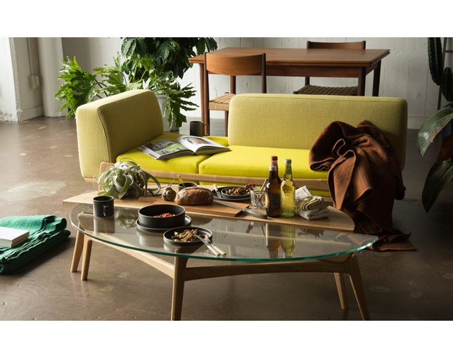 greeniche Luu table grass top. のメイン写真