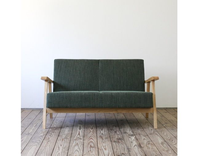 greeniche Sofa 2Pの写真