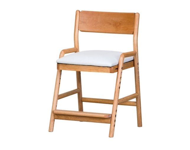 ISSEIKI FIORE DESK CHAIR (NA/WH)の写真
