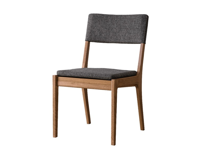 D VECTOR PROJECT(ディーベクトルプロジェクト) A TEMPO DINING CHAIR (DGY) (OAK)の写真