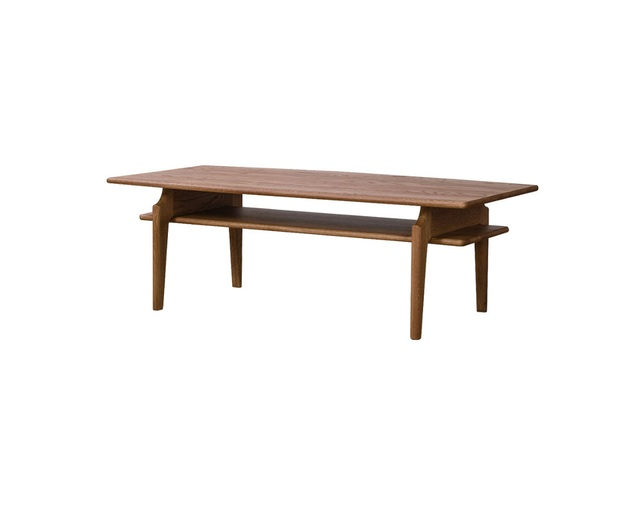 D VECTOR PROJECT(ディーベクトルプロジェクト) A TEMPO LIVING TABLE 120 (OAK)の写真