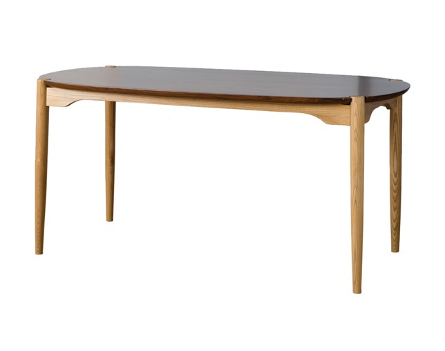 D VECTOR PROJECT KOZUE DINING TABLE 150の写真