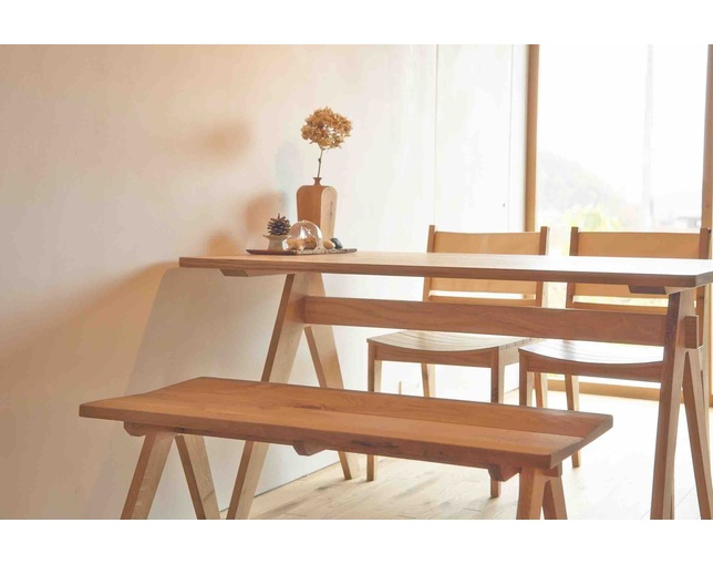 URBAN RESEARCH DOORS Bothy (DINING TABLE)の写真