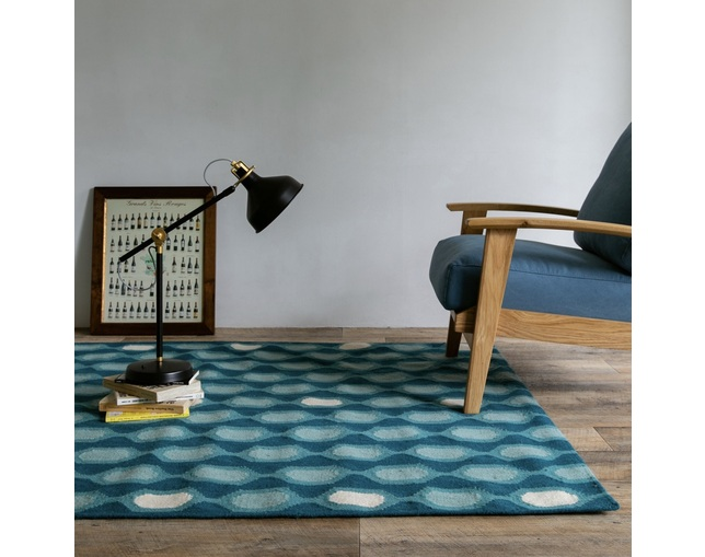 アーバンリサーチドアーズ(URBAN RESEARCH DOORS) DOORS LIVING PRODUCTS MODERN KILIM DHURRIE Sの写真