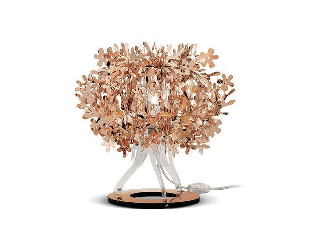 SLAMP FIORELLA TABLE LAMP (COPPER)のメイン写真