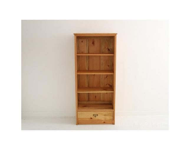 Rustic(ラスティック)の本棚