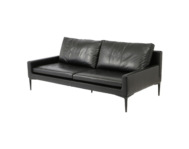 ザ・コンランショップ(THE CONRAN SHOP) ELSA SMALL 3S SOFA LEATHER 2の写真