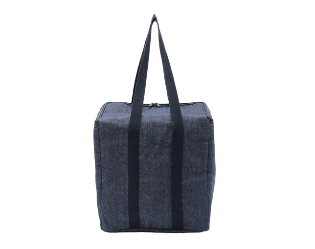 ザ・コンランショップ(THE CONRAN SHOP) ORIGINAL DENIM COOLER BAG LARGEの写真