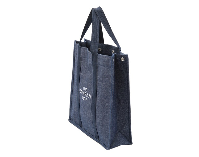 ザ・コンランショップ(THE CONRAN SHOP) ORIGINAL DENIM COOLER BAG SQUAREの写真