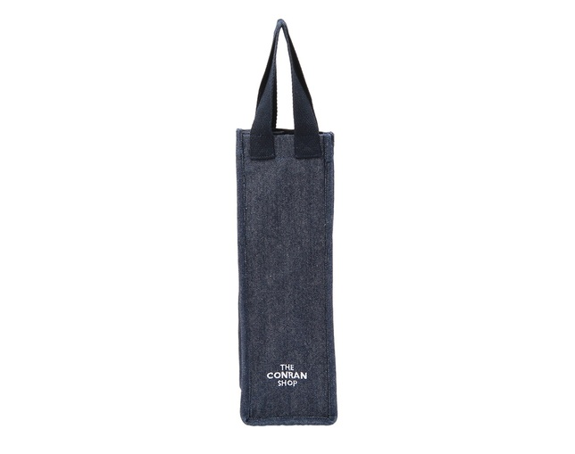 ザ・コンランショップ(THE CONRAN SHOP) ORIGINAL DENIM COOLER BAG FOR WINEの写真