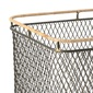 THE CONRAN SHOP WIRE BASKET NATURAL LIM Lの写真